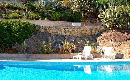 Entretien de jardins dans le golfe de Saint-Tropez